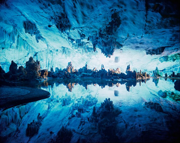 Ice Cave: James P. Nelson: James Of Arci, Ice Caves, Heart Aches, Guangxi China, National Geographic, Beautiful, Flutes Caves, Photo, Reed Flutes