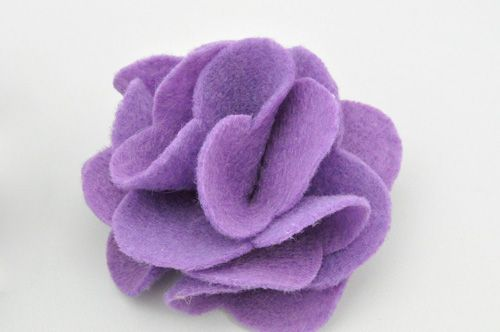 How to Make Fabulous Fabric Flowers - One Project Closer
