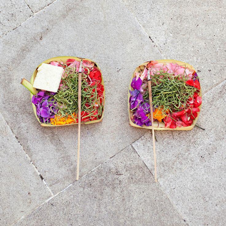 bali offerings