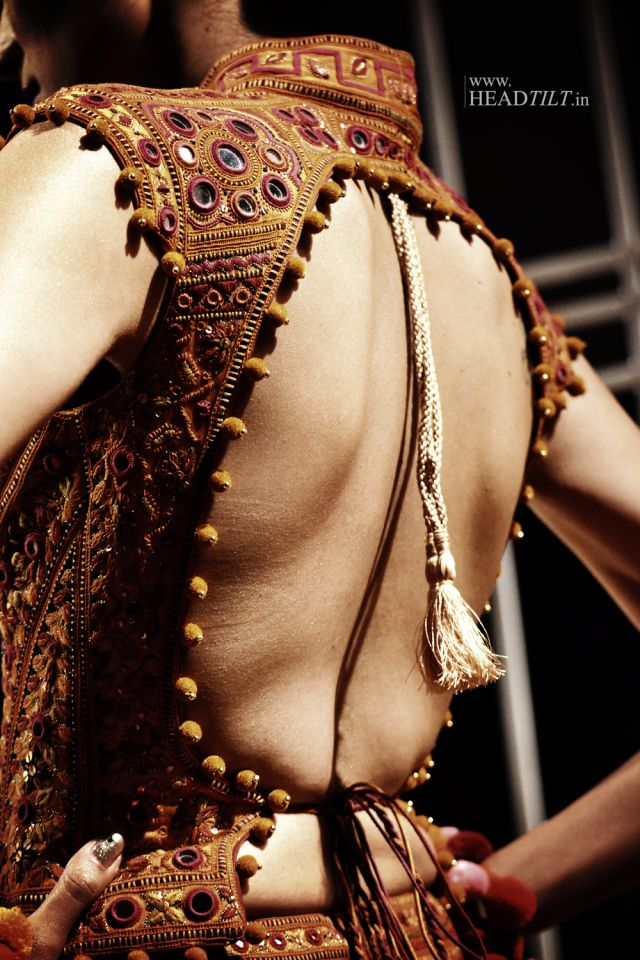 Tarun Tahiliani at India Bridal Week