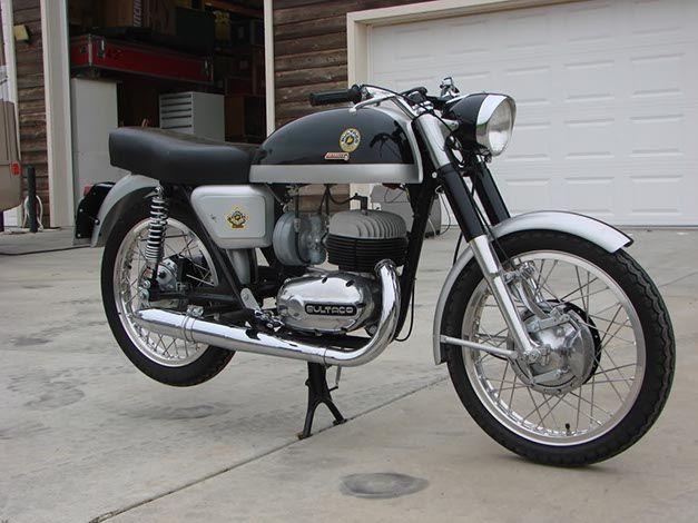 Bultaco Metralla MK2