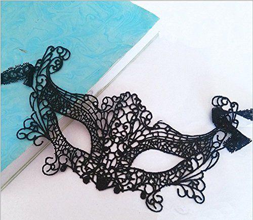 Wolf Shaped Lace Mask 4DeCo http://www.amazon.com/dp/B0157RSUBG/ref=cm_sw_r_pi_dp_yHxhwb02V10YJ