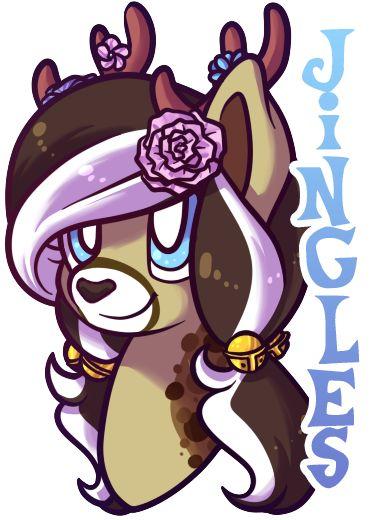 Jingles - Menu Icon by TechTalkPony.deviantart.com on @DeviantArt
