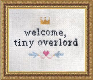 Welcome, Tiny Overlord