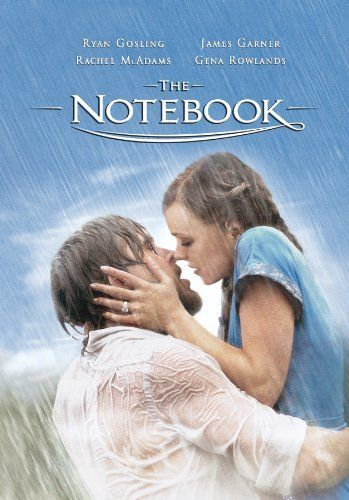The Notebook: Ryan Gosling, Rachel McAdams, James Garner, Gena Rowlands