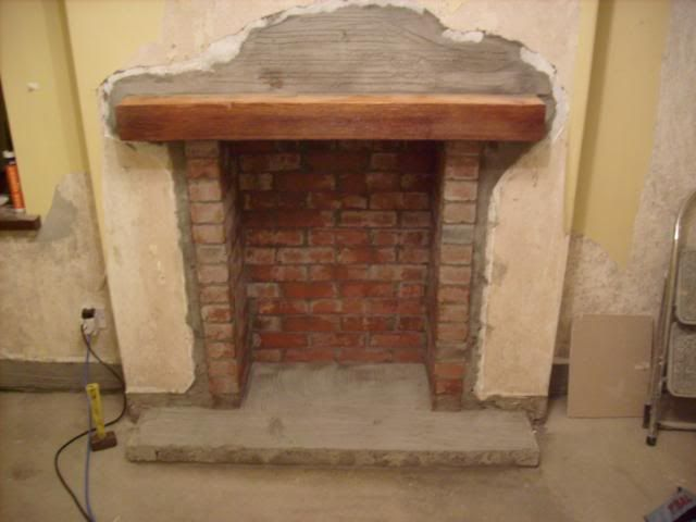 log burners in brick fireplaces - Google Search