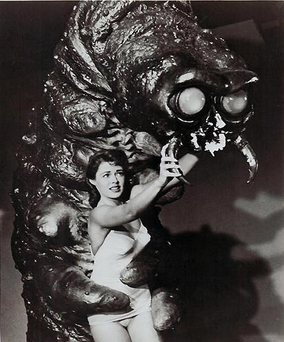The Monster That Challenged the World. 1957: