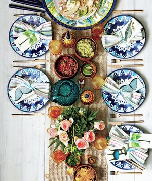 how to throw a summer dinner party