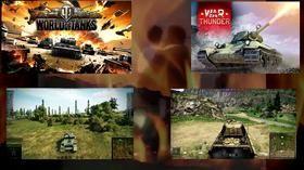 War Thunder VS  World Of Tanks (Знакомство с игрой Часть 1) » Смотреть онлайн новинки фильмов и видео в хорошем качестве