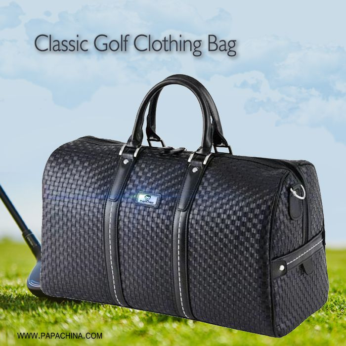 A product like the Classic Golf Clothing Bag will help to ensure a successful direct marketing promotion. Its zipper clouser, separate shoe compartment, detachable shoulder straps, carrying handle and is qualified for carrying things make it useful for the prospect and ensures they will not only use it, but keep it close.