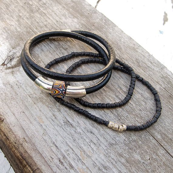 125 best Mens leather jewelry images on Pinterest Leather jewelry