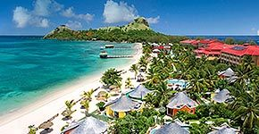 St Lucia Vacation Packages: All Inclusive Beach & Golf Resorts – Sandals