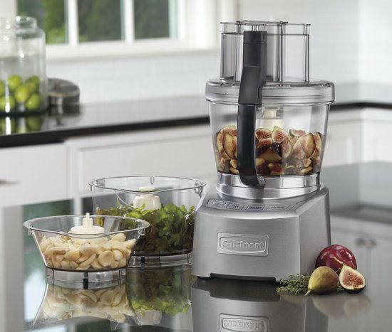 cuisinart food processor     one more tool that I could not run a successful kitchen without