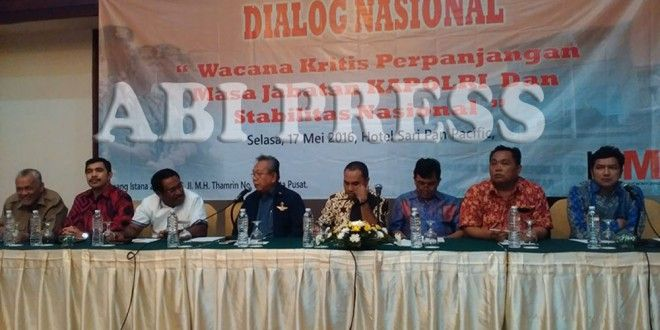 Stabilitas Nasional dan Perpanjangan Jabatan Kapolri