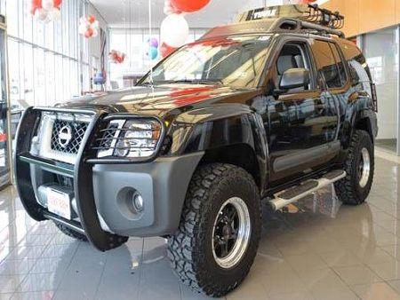 "Pro Comp 2.5"" Nitro Suspension Kit Nissan Xterra Frontier"
