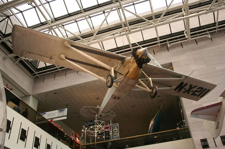 4/28/1927 the first test flight of the 'Spirit of St. Louis' took place. This custom-built monoplane was built by Ryan Airlines of San Diego to cross the Atlantic Ocean piloted by Charles Lindbergh. The plane is now on display at the National Air and Space Museum in Washington, DC. http://en.m.wikipedia.org/wiki/Spirit_of_St._Louis. #CAP #aviation #history #aerospace #education