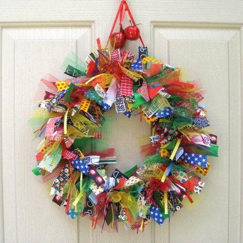 Teacher Classroom Wreath, Back to School Wreaths, School Teacher Gift, Teacher Appreciation, Fall Wreaths via Etsy