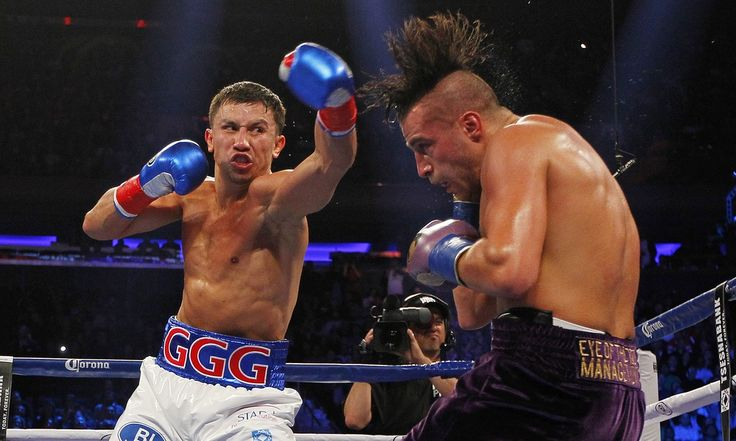 Round-by-round report: Gennady Golovkin and David Lemieux meet in a middleweight title unification fight at Madison Square Garden. Follow all the action with Bryan Armen Graham