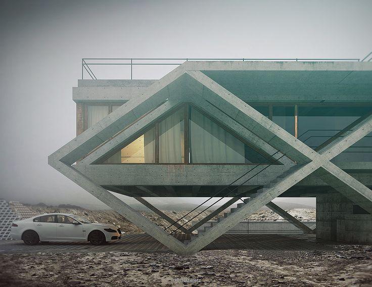 """House no. 145 """"Lele"""" by Adam Spychała"""