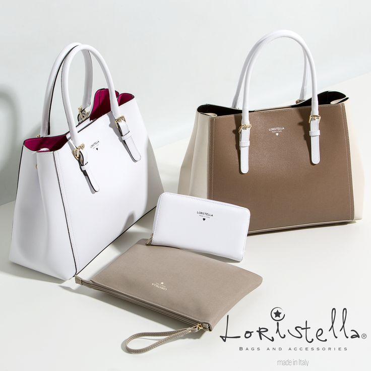 Loristella Lulù Collection #loristella #spring #2015 #leatherbag #genuineleather #madeinitaly #italy #solocosebelle