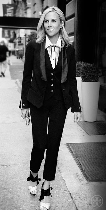 Tory Burch Tuxedo have the jacket and love it!!
