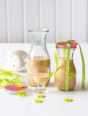 Domáci mandľový likér