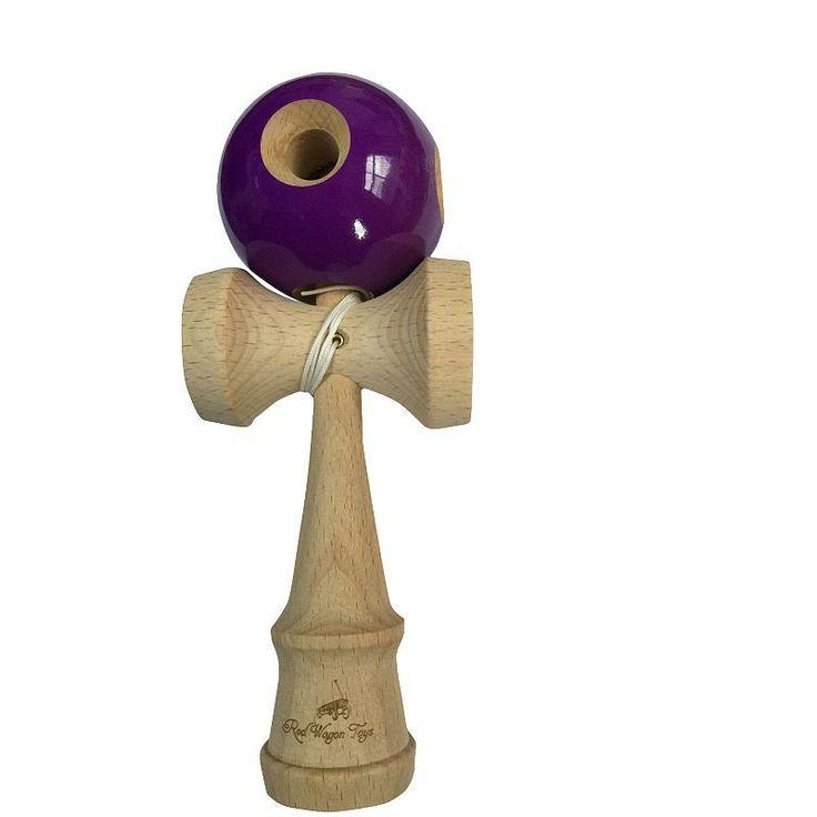 5-Hole Kendama, Purple
