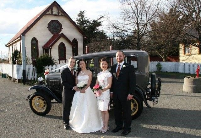 WIN Member - Ferrymead Heritage Park Church and Hall