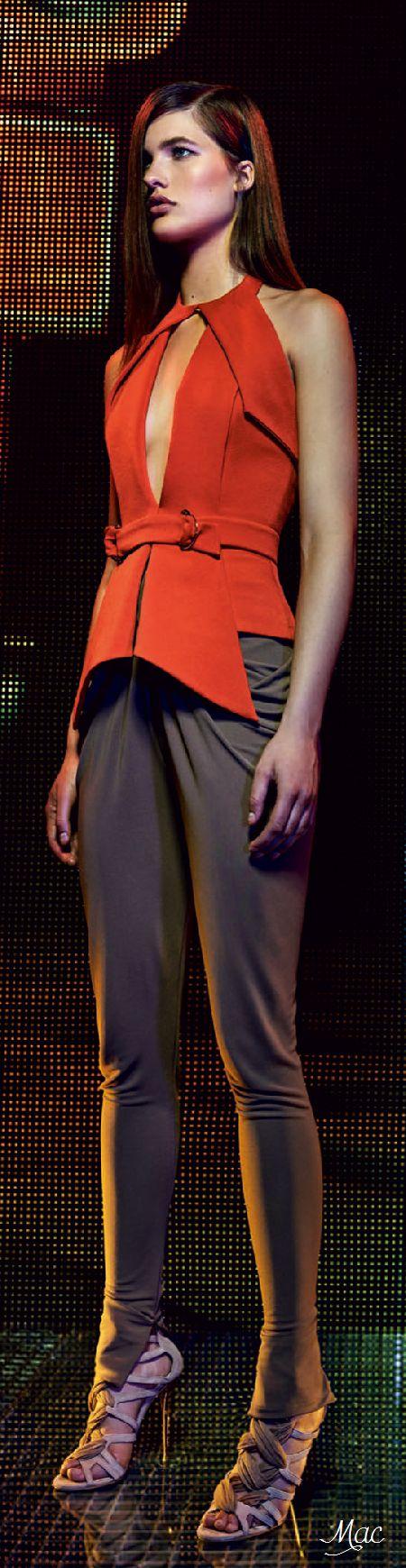 Resort 2016 Balmain women fashion outfit clothing style apparel @roressclothes closet ideas