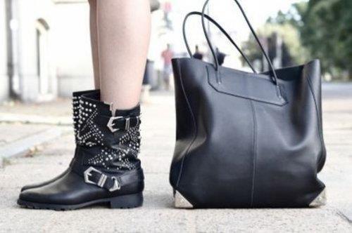 Ботинки женские хит