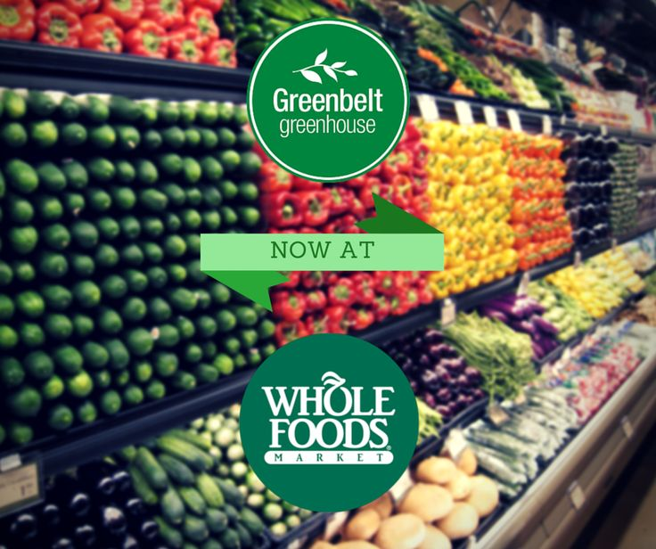 Greenbelt Greens are now available at Whole Foods Market!  See which locations are nearest you in our Retailer Spotlight.http://bit.ly/1ACHgIO