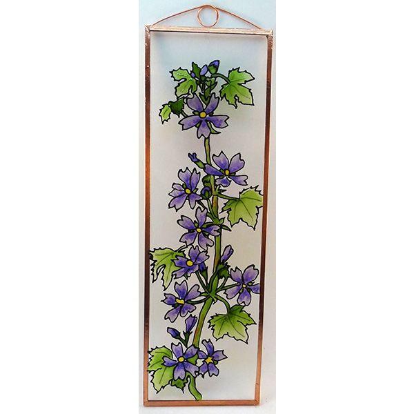 Futó virág Mérete: 7,5 cm x 23,5 cm