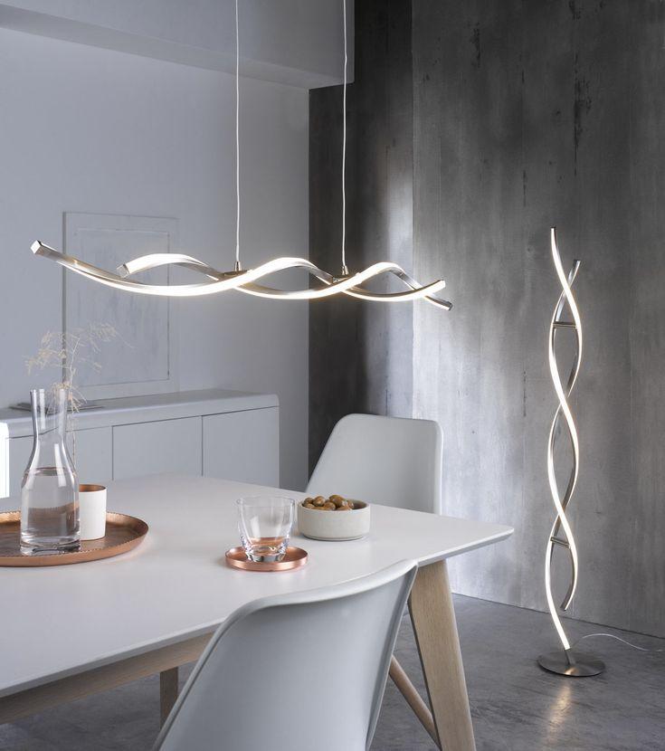 182 best Leuchtenwelten images on Pinterest - wohnzimmer deckenleuchte led