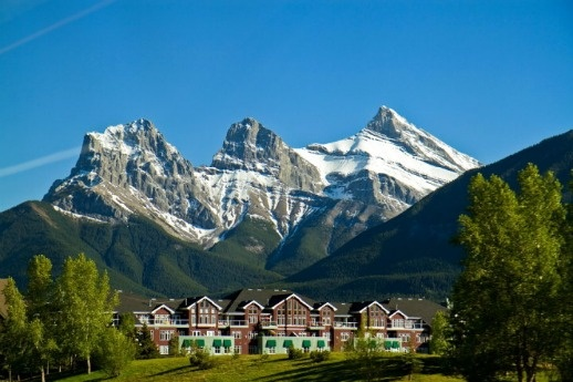 Founded in 1883 as a mining town and railway division point for the Canadian Pacific Railway, Canmore was transformed into a recreational Mecca after gaining international exposure during the 1988 Winter Olympics | Sunset Resort