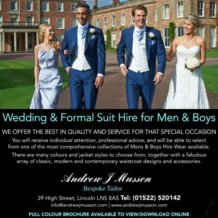14 Best Formal Hire Images On Pinterest Formal Dress Suits And