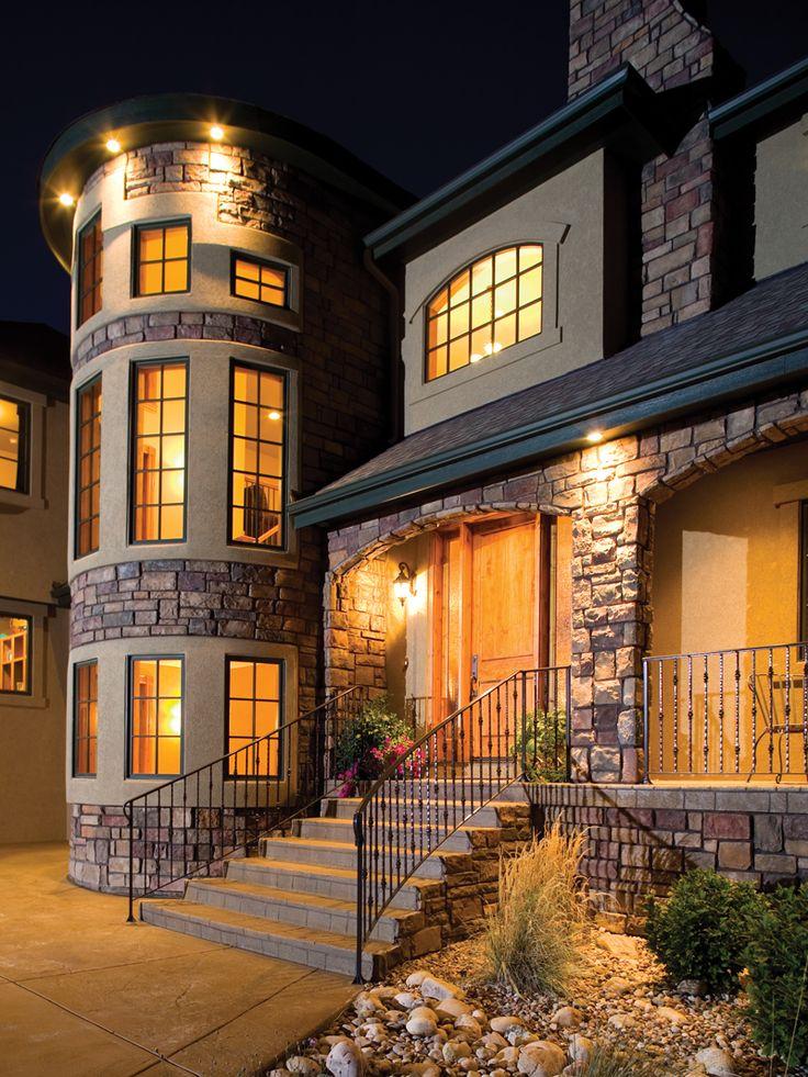 Ransford European Luxury Home Luxury House Plans House