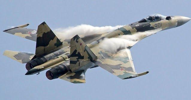 Dua Jet Tempur Sukhoi Su 35 Akan Datang Di Hut Tni 2019 Sukhoi Su 35 Sukhoi Fighter Jets