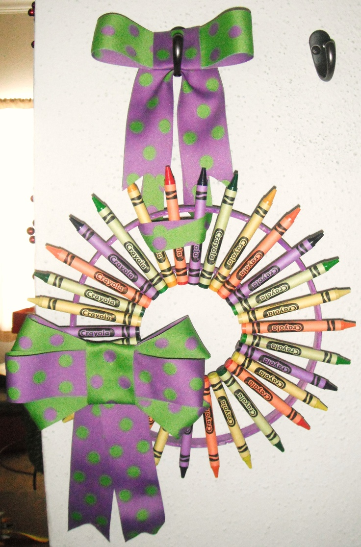 1000 Ideas About Crayon Themed Classroom On Pinterest
