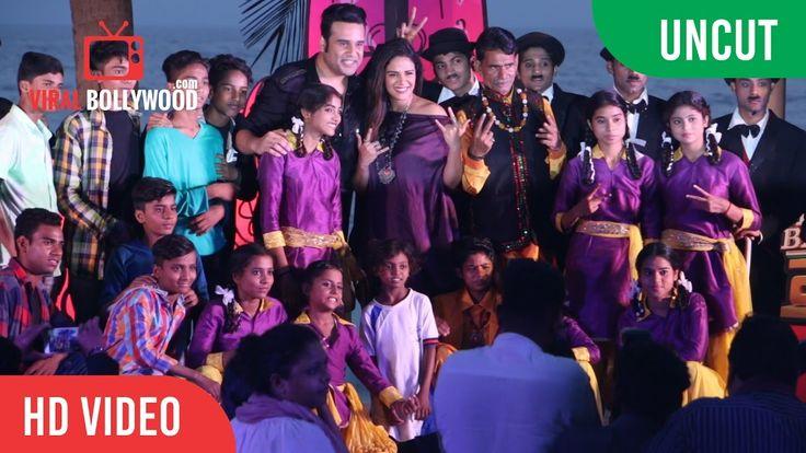 UNCUT – Launch Of India Banega Manch Krishna Abhishek, Mona Singh, Raj Nayak Colors TV