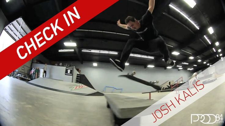 Josh Kalis - Check In - http://DAILYSKATETUBE.COM/josh-kalis-check-in/ -   Josh Kalis check's in at the park. Filmed and edited By: Spanish Mike TV Follow Josh: @dgkalis Follow Mike: @spanishmiketv Stay up to date: http://www.prod84... - check, josh, kalis