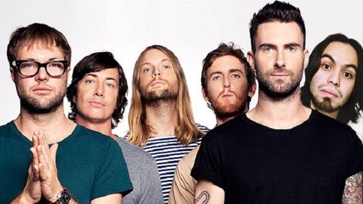 Maroon 5 banned from China after Tweets to Dalai Lama