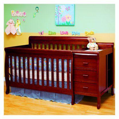 Mejores 17 imágenes de Baby Cribs en Pinterest | Cunas de bebé, Cuna ...