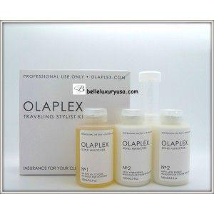 OLAPLEX Kit Travel (de Viagem) - REVENDEDOR AUTORIZADO