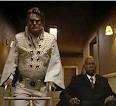 Bubba Ho-Tep - Elvis has not left the building. He's just in a retirement home in East Texas battling an Egyptian soul sucker with JFK.