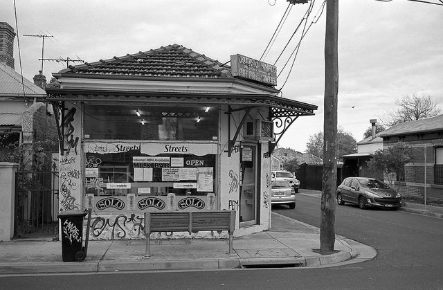 Milk Bar, Victoria Street Brunswick
