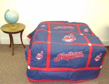 Cleveland Indians Classics Bedding