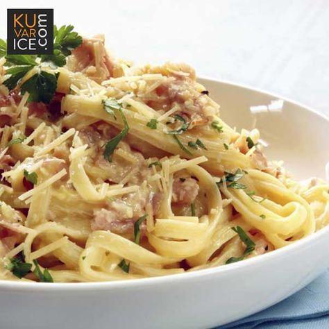 Špagete Karbonare - Kuvarice.com