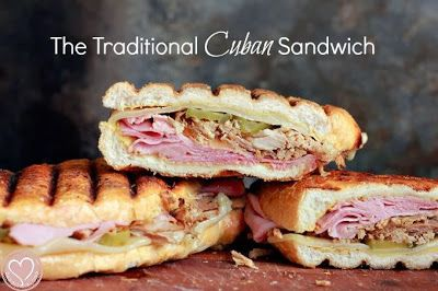 Heavenly Scents Recipes: Traditional Cuban Sandwich