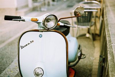 vespa: Baby Blue, Inspiration, Style, Cars, Scooters, Things, Beaches Houses, Vintage Vespas, The Buckets Lists