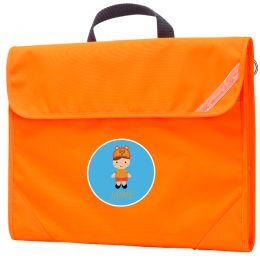 Our Safety Library Bag® now comes in a bright, Hi-Visibility version for increased child safety. Made from a durable, fluorescent fabric, the Hi-Viz Safety Library Bag® is sure to protect your child on their way to and from school by making them highly visible. #hivizkids #backtoschool #librarybags #personalisedbags #schoolbags